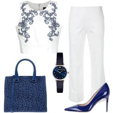 Outfit Chic #7649