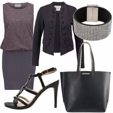 Outfit Stasera disco