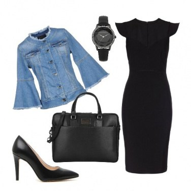 Outfit Tubino e giubbino
