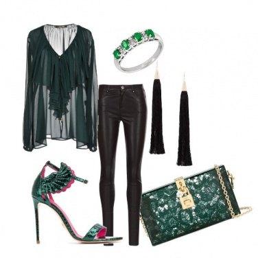Outfit La scarpa con le ali