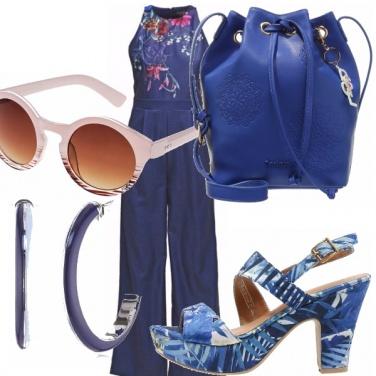 Outfit Ferragosto da turista
