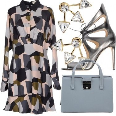 Outfit Modern camouflage