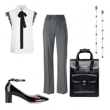 Outfit Zaino bon ton