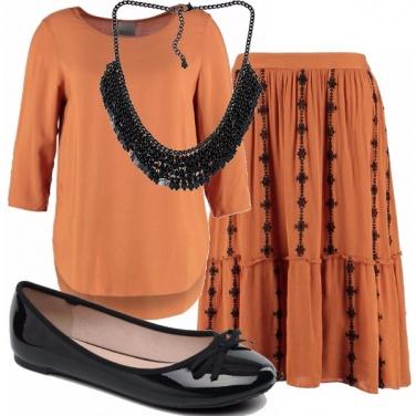 Outfit Confortevolmente casual