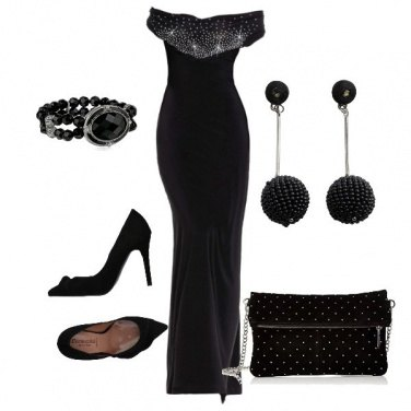 Outfit Sexy #1573