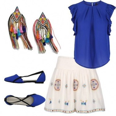 Outfit Etnico #1690