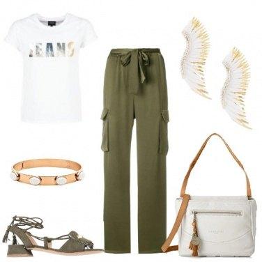 Outfit Pratica ed easy