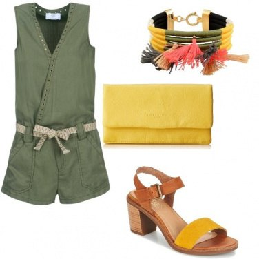 Outfit Etnico #1693