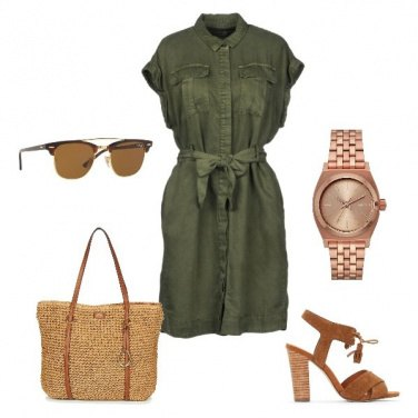 Outfit Go Green al Top!