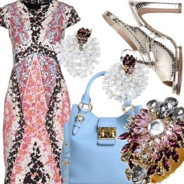 Outfit Batik