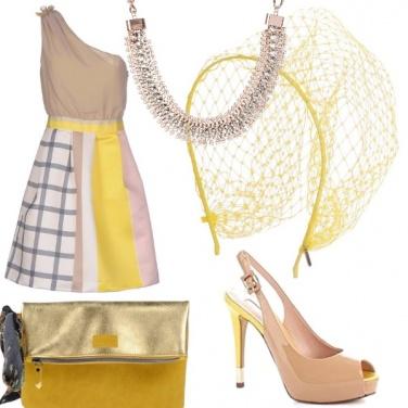 Outfit Geometrie di colori