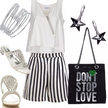 Outfit Don\'t stop love !