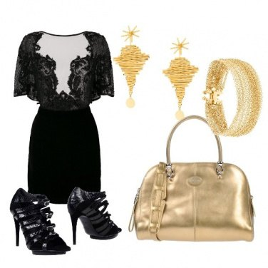 Outfit Sexy #1580