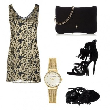 Outfit Sexy #1581