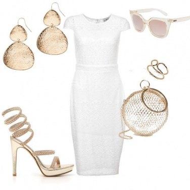 Outfit Bianca di giorno