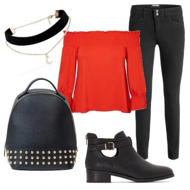 Outfit Rock #1757