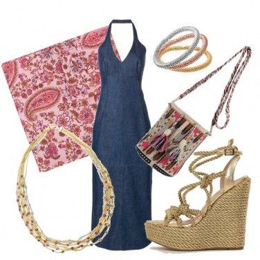 Outfit Etnico...di colori