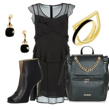 Outfit Dark night