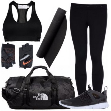 Outfit Sporty