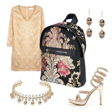 Outfit Oriental