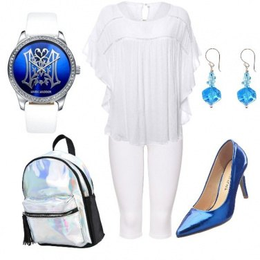 Outfit Metallic