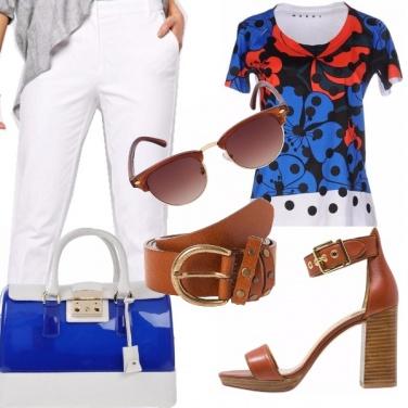 Outfit Comodità ma con stile