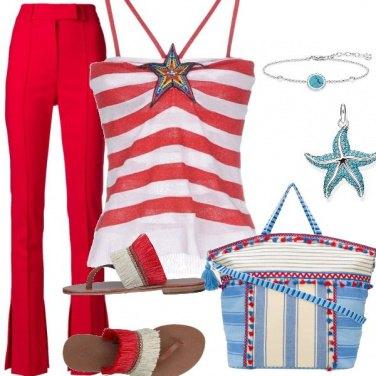 Outfit Stella di mare