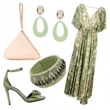 Outfit Evergreen or green for ever