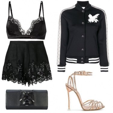 Outfit Sexy #1587