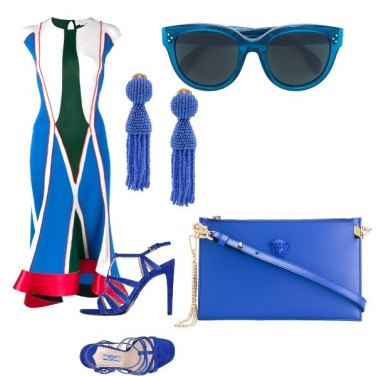 Outfit Divine geometrie