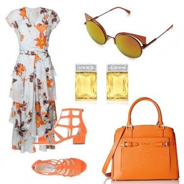 Outfit Arancio mon amour