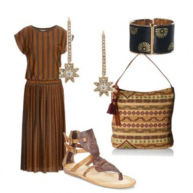 Outfit Etnico #1706