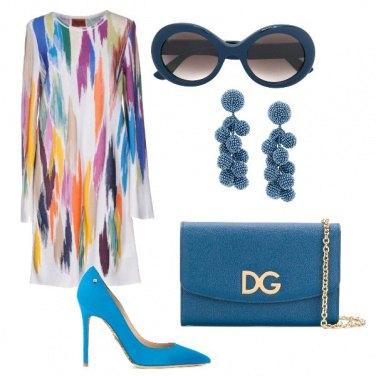 Outfit I colori dell\'arcobaleno