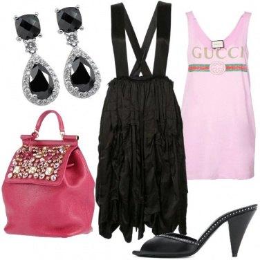 Outfit Zaino gioiello