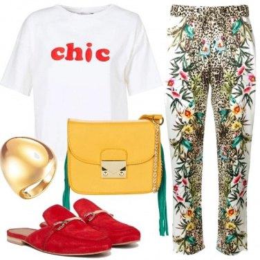 Outfit Giungla chic