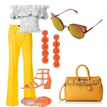 Outfit Colori estivi