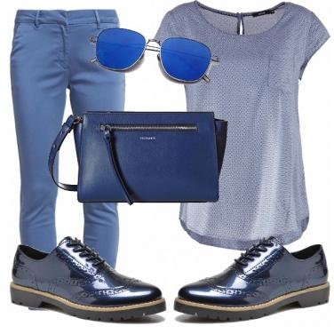 Outfit In monocolore #collezionepetite