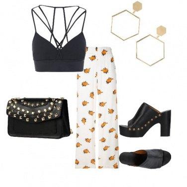 Outfit Nido d'ape