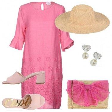 Outfit Bon ton e naturale