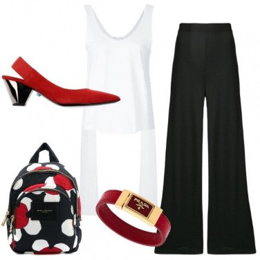 Outfit Zainetto