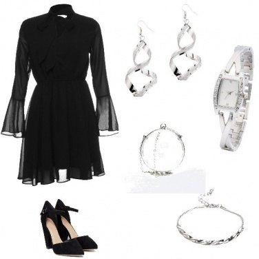Outfit La brillantezza dell\' argento pt. 2
