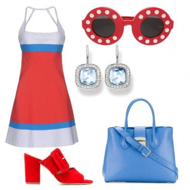 Outfit Anni 60