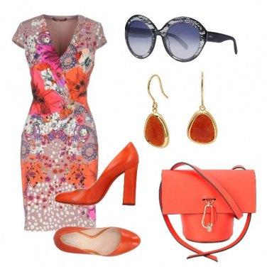 Outfit Non solo arancio