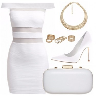 Outfit White Party