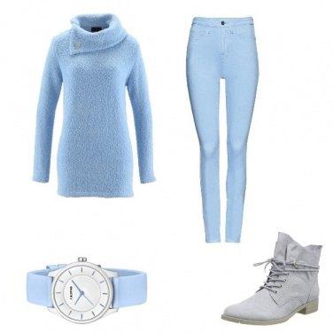 Outfit Una fredda giornata invernale