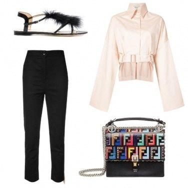 Outfit La camicia trendy