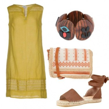 Outfit Etnico #1720