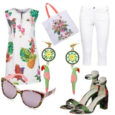 Outfit JungleTime