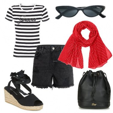 Outfit SandraD Style Basic #7826