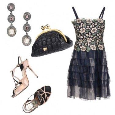 Outfit Mini zaino da sera